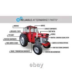 182421M92 RH Grille Screen Fits Massey Ferguson 50 65 Tractors