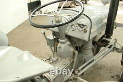 1954 Ferguson TED20 Tractor Massey Ferguson Plough Classic