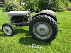 1956 Massey-harris Ferguson Tef20 Diesel