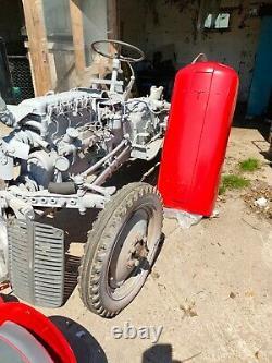 1958 Massey Ferguson 35 4 Cylinder Diesel