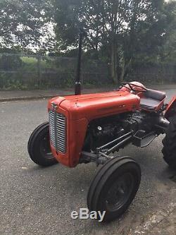 1959 Massey Ferguson FE35 Tractor