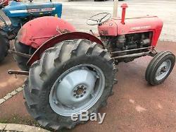 1962 Massey Ferguson 35 Tractor