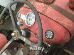1963 Massey Ferguson 35 X Tractor Diesel 3 Cylinder Road Registered