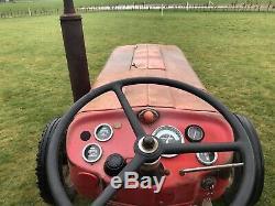 1967 Massey Ferguson 135 Tractor. Very Original Condition. 1 Owner