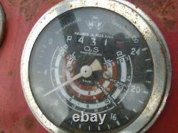 1969 Massey Ferguson 135 Vintage Tractor 2WD Classic