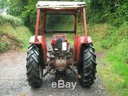 1973 Massey Ferguson 135 tractor for Restoration -Straight axle L Reg