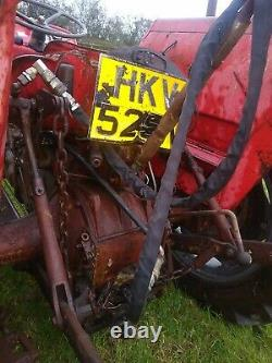 1975 Massey ferguson 135 one owner low hours and power steering NO VAT