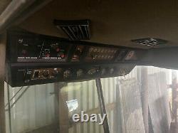 1985 Massey Ferguson 865 Combine Harvester 18 Header