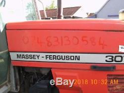 1988 Massey Ferguson 3070 4 Wheel Drive