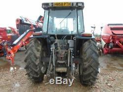 1990 Massey Ferguson 3095 Tractor Classic 8407 Hours