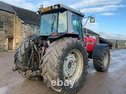 1990 Massey Ferguson 3680 tractor new diff jus fitted big tractor ready to work