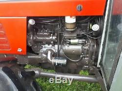 1990 Massey Ferguson 390 4wd Tractor