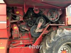 1996 Massey Ferguson 40 Combine Harvestor 20' Powerflow header/trolley chopper