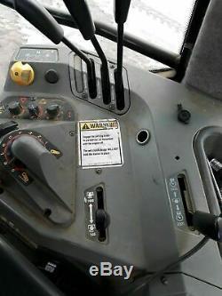 1998 MF 6190 Massey Ferguson Tractor