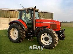 1999 Massey ferguson 8220 Tractor. Front Linkage & Pto. Good Working Order