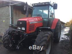 2001 Massey Ferguson 6290 140HP farm tractor