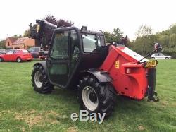 2005 Massey Ferguson 8925 Telescopic Handler, Telehandler, Tractor, LOW hours
