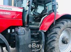 2007 Massey Ferguson 8460 Dyna VT 50 Kph Tractor