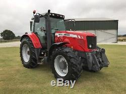 2010 Massey Ferguson 6480 Dyna 6 Tractor