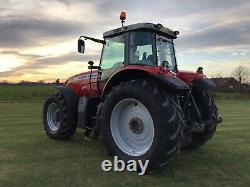 2010 Massey Ferguson 6495 Tractor