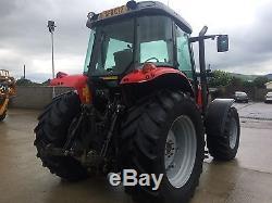 2011 Massey Ferguson 5455 Dyna-4 4x4 Tractor