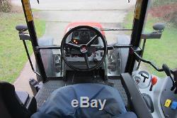2011 Massey Ferguson MF 5455 dyna-4 125hp tractor 4wd 1owner 1198hrs V. High Spec