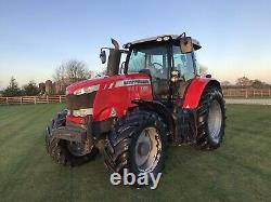 2016 Massey Ferguson 7716 Tractor. 3058 Hours Only
