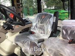2017 Massey Ferguson 7726 Tractor 260hp 50k Dyna 6 A/C 763 Hours