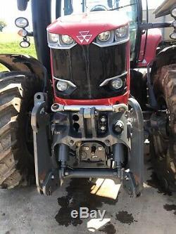 2019 Massey Ferguson tractor 7718s VT (vario)