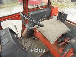 #A0079 Massey Ferguson 290 4wd Duncan Super cab Good, original tractor. Delivery