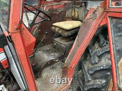#A0116 1983 Massey Ferguson 265 Multipower tractor. V tidy MF 165 290 135 No VAT