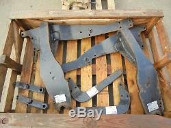 #B0412 Quicke Alo loader brackets kit for Massey Ferguson 3600 series tractors