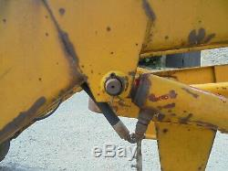 #B0947 Massey Ferguson 80 (1004) power loader for MF 135 tractor. Delivery avail