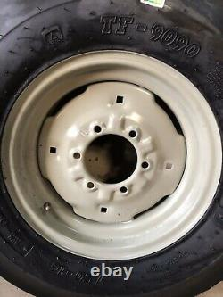 BKT TF-9090 7.50-16 New wheels to fit 2wd Tractors