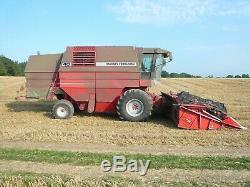 Combine Harvester / Combine / MF Combine / Massey Ferguson