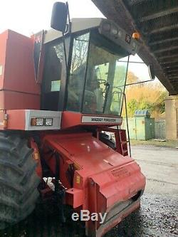 Combine Harvester / Combine / MF Combine / Massey Ferguson / 4wd