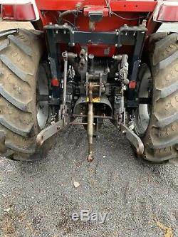 Compact Tractor Massey Ferguson 40HP horticultural grounds tractor Equestrian