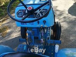 Compact Tractor Massey Ferguson Hinomoto for Kubota mower, rotovator, Topper