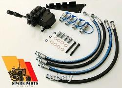 Dual Hydraulic Remote KITMassey Ferguson MF 135 150 230 231 240 245 250 253