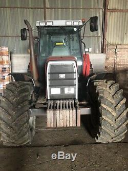Dynashift Massey Ferguson Tractor 8130