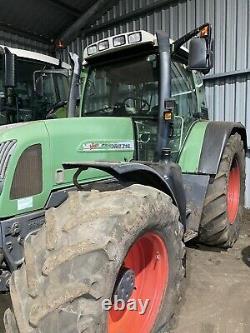 Fendt 716 Tractor Not John Deere Massey Ferguson