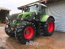 Fendt 828 tractor, Not John Deere, Massey Ferguson, Newholland, JCB