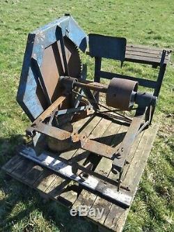 Ferguson Saw Bench. Massey Ferguson. Tractor. Agriculture. Farming. T20. 35. 135