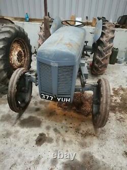 Ferguson T20 Tractor Petrol/tvo