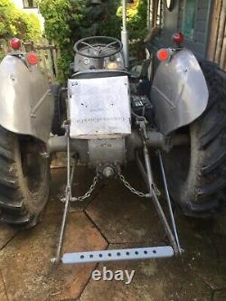 Ferguson Tractor Tef 20 Diesel