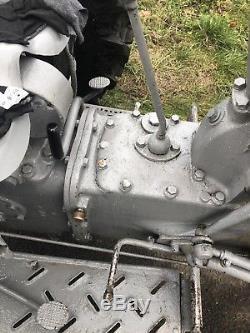Ferguson tef 20 Diesel tractor Road Registered Massey Ferguson Grey Fergie