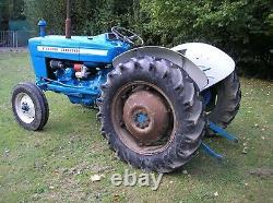Ford 3000 Tractor, Massey Ferguson