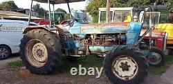 Ford 5000 6cyl 4WD tractor