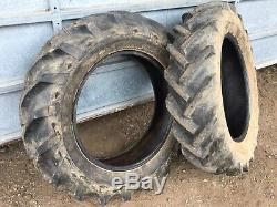 GoodYear 12.4 X 28 Tractor tyres / Ford / Fordson / Massey Ferguson