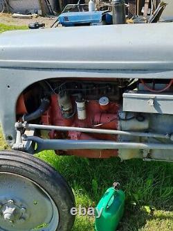 Grey ferguson tractor petrol T20